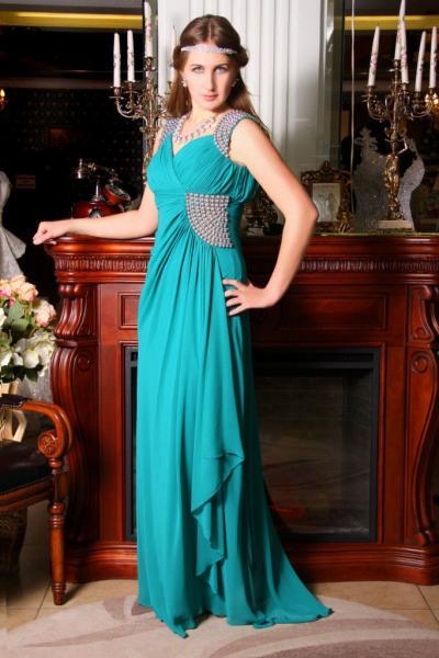 Вечернее платье 8201