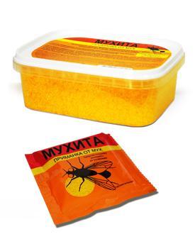 0. Мухита  инсектицид  от мух 10 гр.