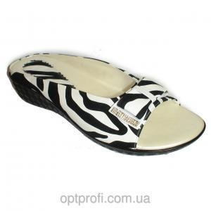 Фото  Шлепки женские на широкую ногу 37-42 Производство Турция 37-42