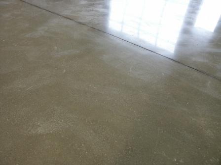 Обеспыливание полов бетонных
