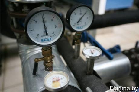 Опрессовка систем отопления