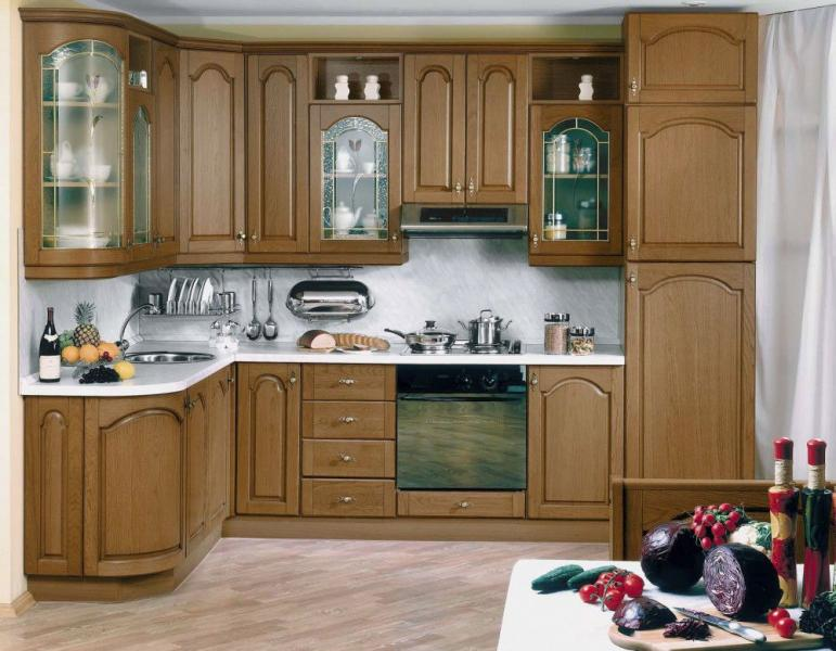 изготовление кухонь