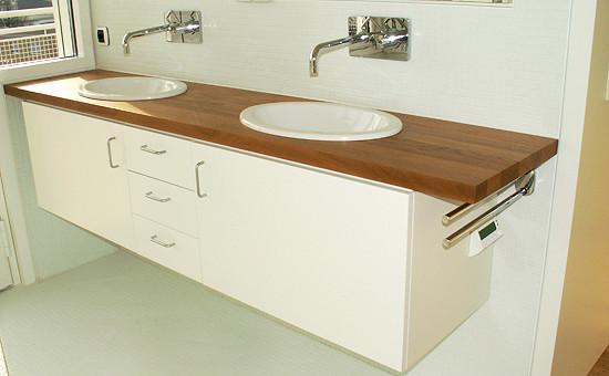 Мебель для ванной заказать