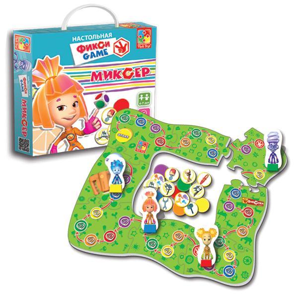 Фикси-игра «Миксер» Vladi Toy VT2108-01