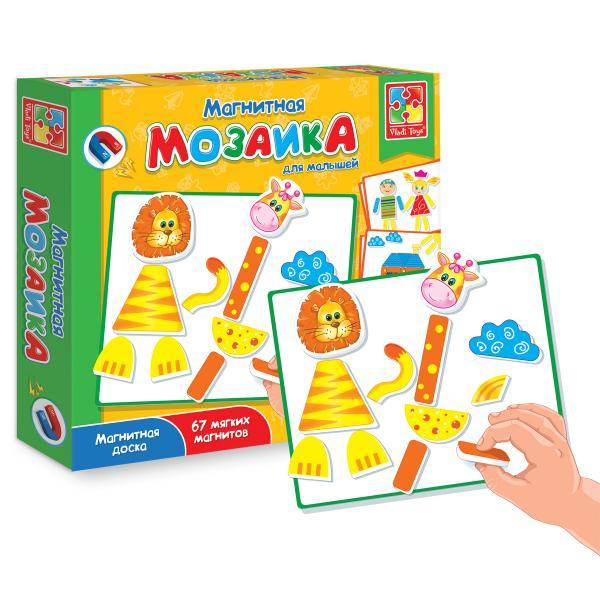 Мозаика на магнитах Vladi toys VT3701-02