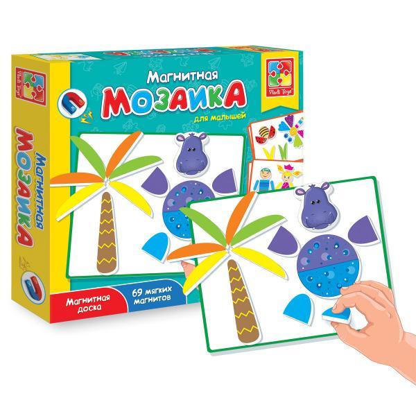Мозаика на магнитах Vladi toys VT3701-01