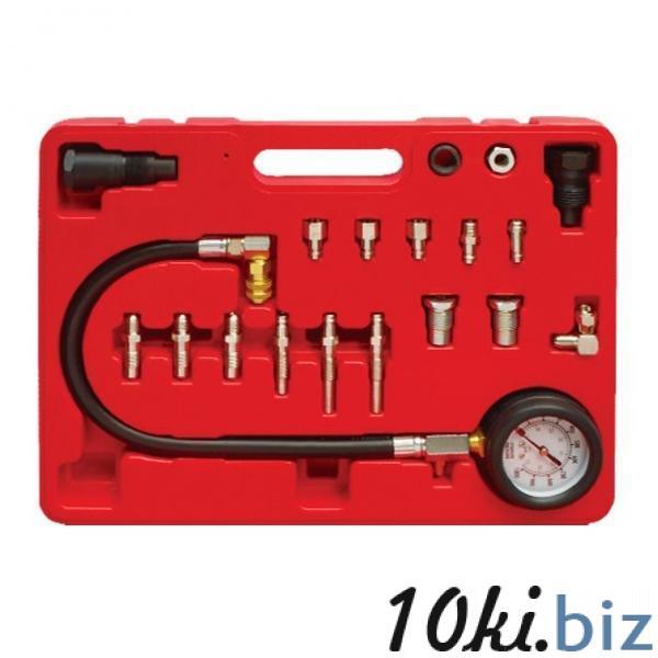 Компрессометр для дизельных двигателей INTERTOOL AT-4002 Автомобильные насосы, компрессоры и манометры на Электронном рынке Украины