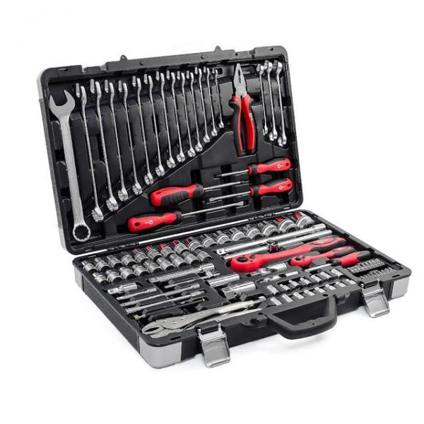 Профессиональный набор инструментов 101 ед. INTERTOOL ET-7101