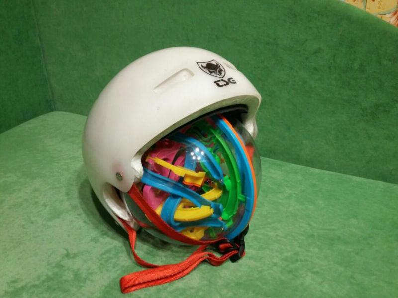 Шлем спортивный