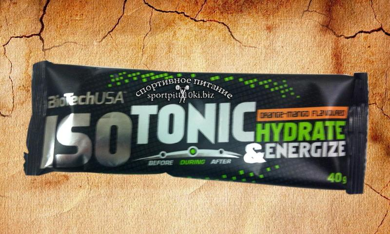 Isotonic  40 гр