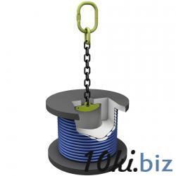 Захват для вертикального подъёма барабанов купить в Рудном - Складское оборудование с ценами и фото