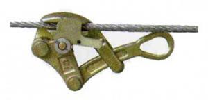 Фото Захваты грузоподъемные Захват для натяжения стальных канатов и кабелей