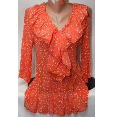 Фото БЛУЗКИ Цена 125 грн. Блуза женская ТУРЦИЯ-швейка 21051174 - 048