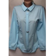 Фото БЛУЗКИ Цена 179 грн. Блуза женская ТУРЦИЯ-швейка 21051174 - 041