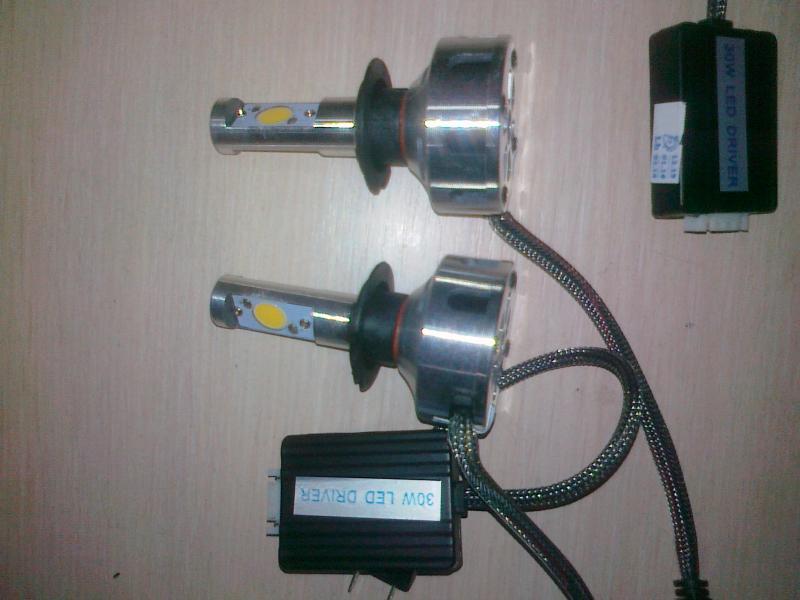 Светодиодные лампы Н7