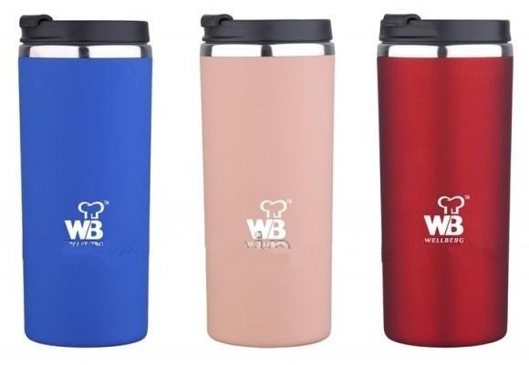 Термокружка WELLBERG 400 мл. WB-9454