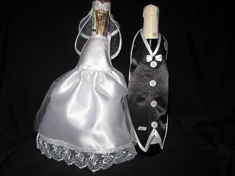 Одежда на бутылки ОУ-01