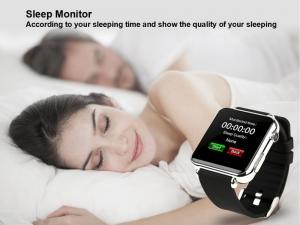 Фото Умные смарт часы и фитнес браслеты Y6  Bluetooth Смарт Наручные Часы поддержка Sim Карты Видеокамера Фитнес-Трекер mp3-плеер Android Телефон