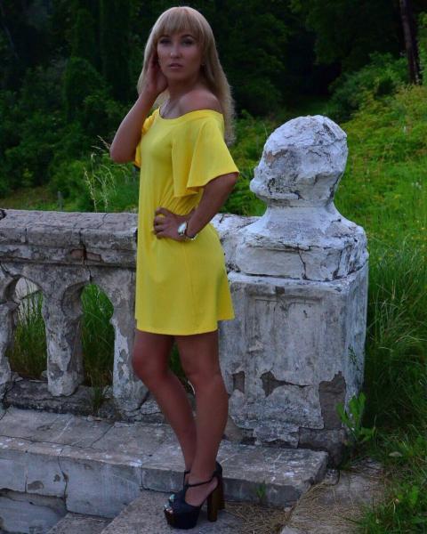 Платье М-5