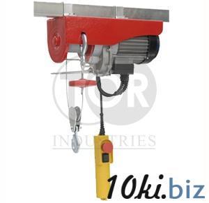 Тали электрические стационарные модели РА (220 В) купить в Рудном -  с ценами и фото