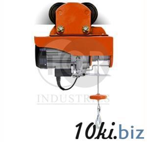 Тали электрические с тележкой модели РА (220 В) купить в Рудном -  с ценами и фото