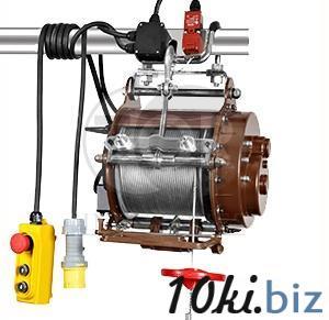 Тали электрические фасадные стационарные модели YT-JZX купить в Рудном -  с ценами и фото
