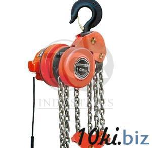 Тали электрические цепные стационарные модели DHP 380 В купить в Рудном -  с ценами и фото