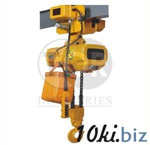 Тали электрические цепные передвижные модели HHBD-T купить в Рудном -  с ценами и фото