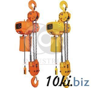 Тали электрические цепные стационарные модели HHBD купить в Рудном -  с ценами и фото
