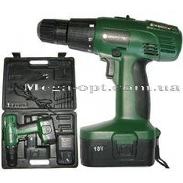 Шуруповерт аккумуляторный Craft-Tec PXCD-215 18-2-1H