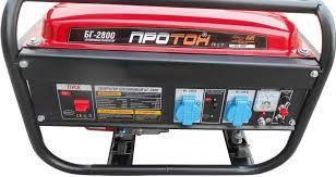 Бензиновый генератор Протон БГ-2800/А
