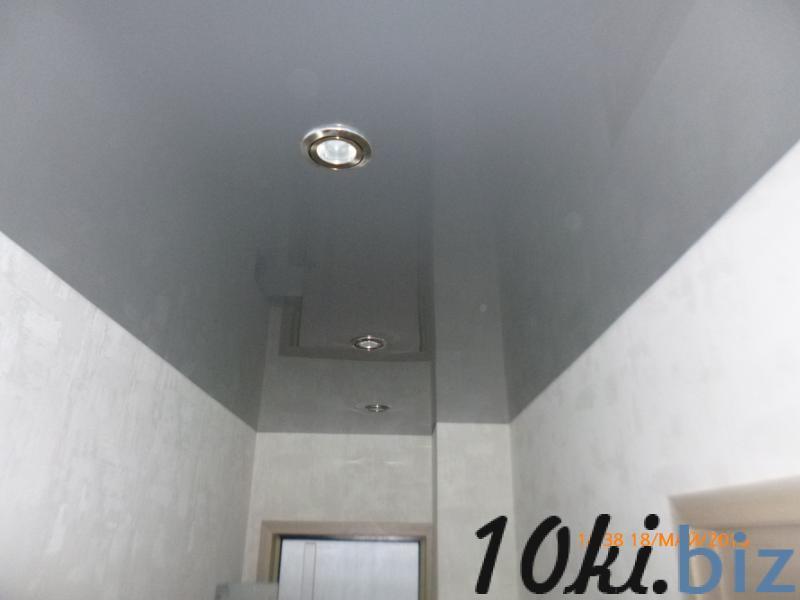 Натяжные потолки в коридор, цена фото купить в Киеве. Раздел Установка натяжных потолков