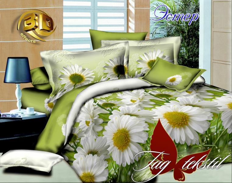 Комплект постельного белья двуспальный Эстер