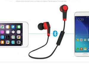 Фото Наушники Гарнитуры TTLIFE Стерео Наушники Гарнитура Беспроводные Bluetooth V4.1 Универсальные