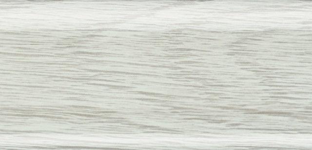 Плинтус напольный 56 мм с кабель-каналом Rico Leo Липа амурская