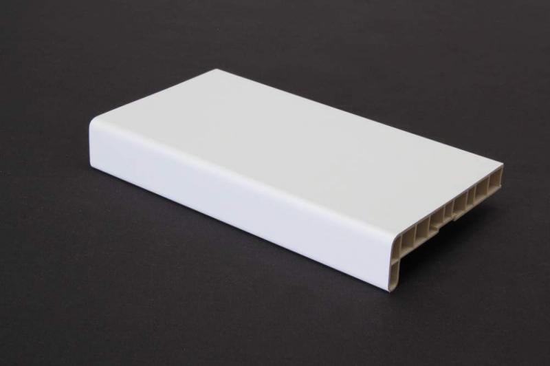 400(мм)Подоконник Элизиум Пласт Эконом Белый
