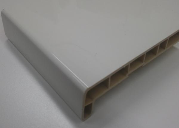 400(мм)Подоконник Глянцевый белый