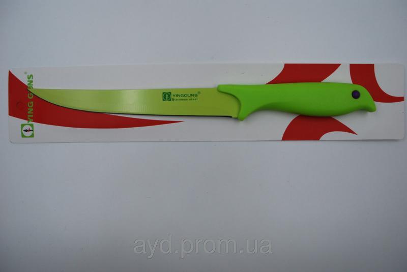 Нож антибактериальный 20см D4-3 Код товара 00007