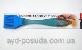 Кисть силиконовая Разные цвета Код товара 00292