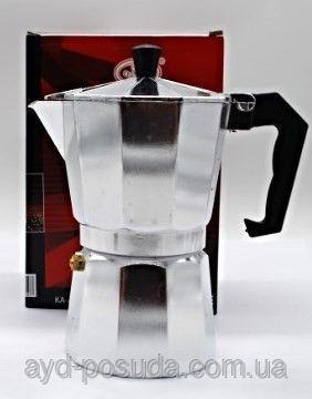 Кофеварка гейзер Код товара 00300