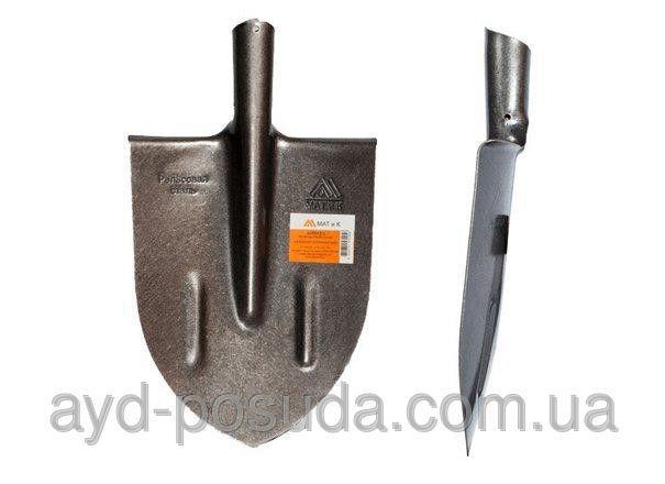 Лопата копальная остроконечная Код товара 00439