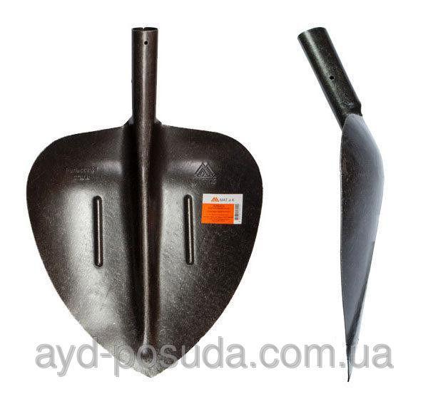 Лопата совковая щебеночная Код товара 00443
