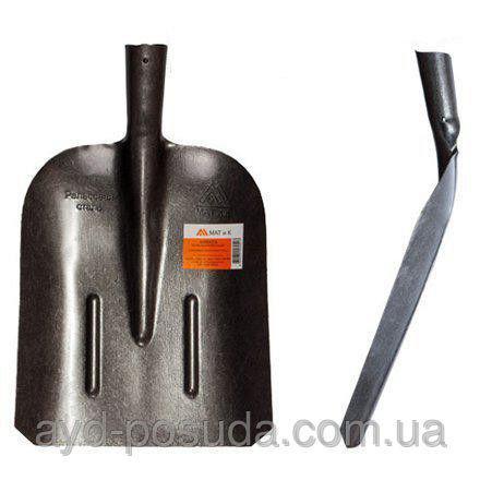 Лопата совковая снегоуборочная Код товара 00444