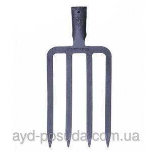 Фото Садовый инструмент Вилы большие копальные Код товара 00445