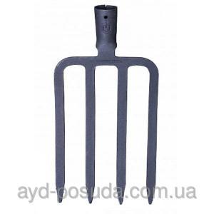 Фото Садовый инструмент Вилы малые копальные Код товара 00446
