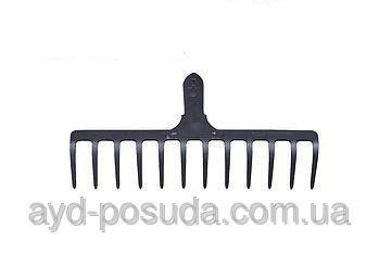 Грабли прямые 12 зубые Код товара 00448