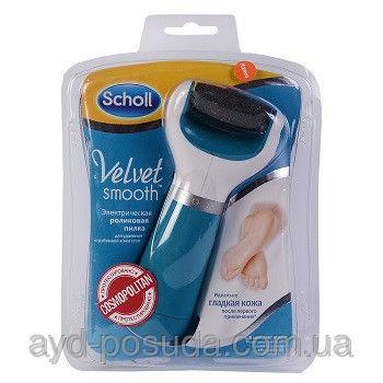 Электрическая роликовая пилка Scholl Velvet Smooth Код товара 00449