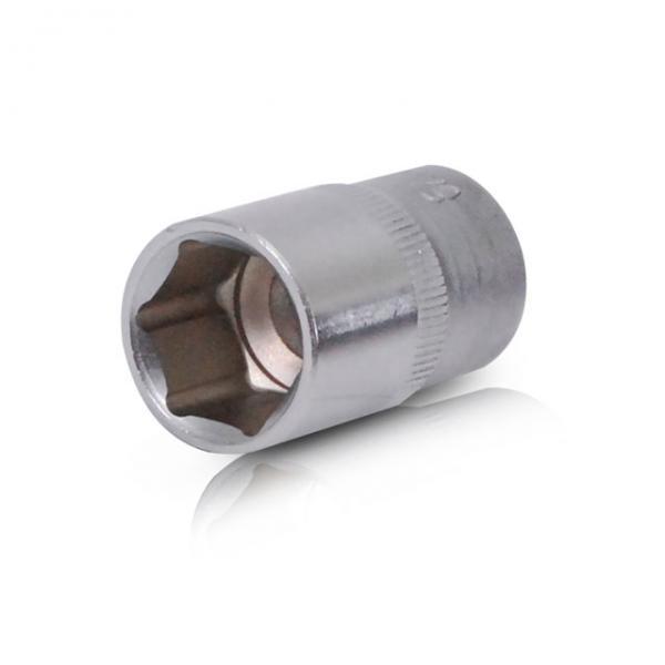 """Головка шестигранная 1/2"""", 17x38 мм, хром-ванадий INTERTOOL ET-0017"""