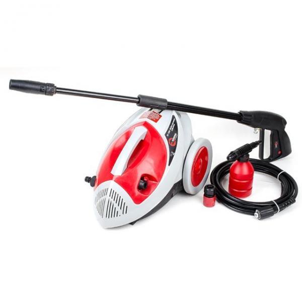ООчиститель высокого давления 1500 Вт, 6 л/мин, 75-135 бар INTERTOOL DT-1504