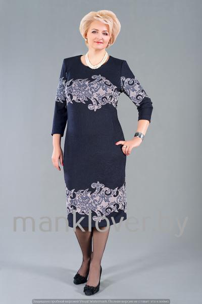"Платье ""Манкловер"" 597"